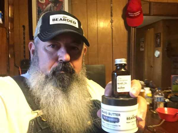 Eddie Johnson verified customer review of The Essentials Beard Kit