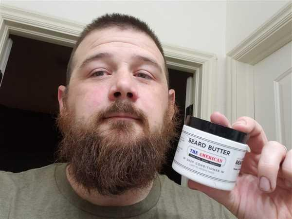 George Edwards  verified customer review of True Beardsman Beard Kit