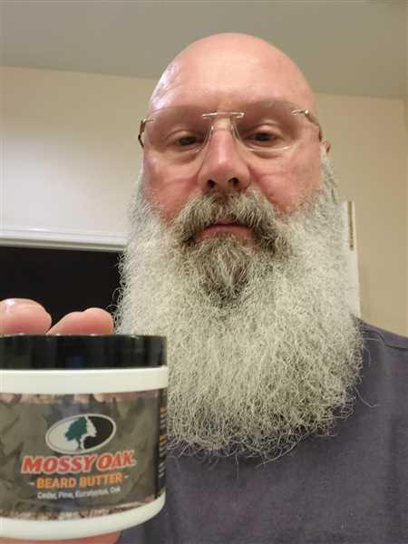 James Courtney verified customer review of True Beardsman Beard Kit