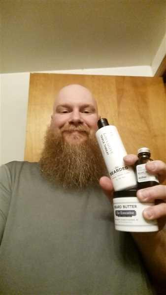 SHAWN OTTO verified customer review of True Beardsman Beard Kit