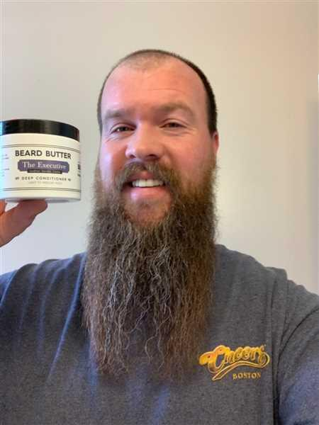 Guy Malloy verified customer review of True Beardsman Beard Kit