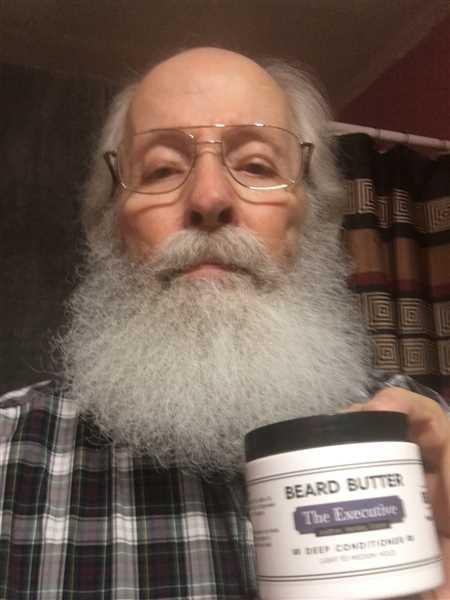 Rick Overman verified customer review of True Beardsman Beard Kit