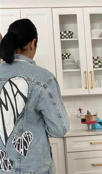 Davide Salafia verified customer review of 'MAMA' DENIM JACKET