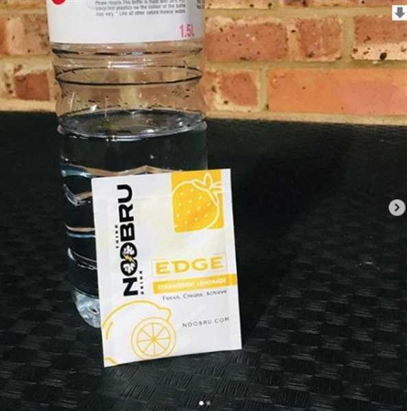 Andy H. verified customer review of NooBru™ Edge