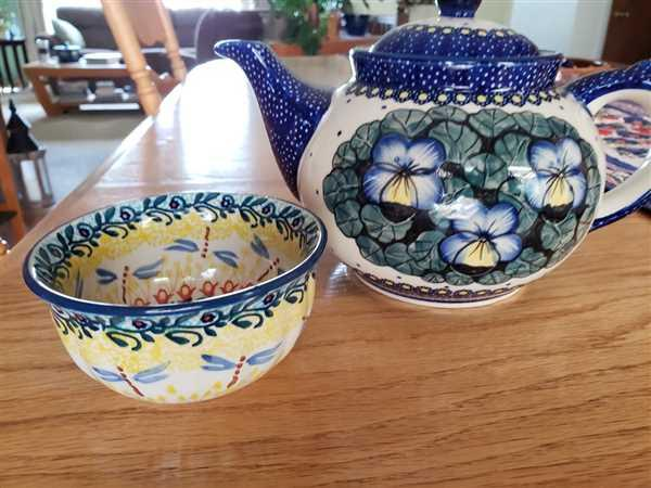The Polish Pottery Outlet 4.5 Bowl (Roundabout) Review