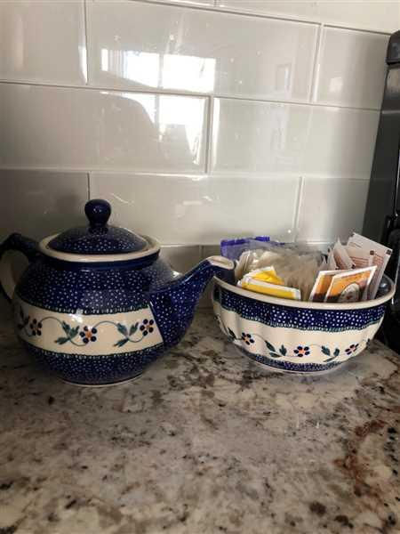 The Polish Pottery Outlet 6.5 Bowl (Mosquito) Review