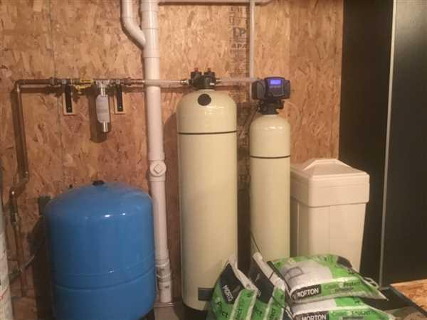 Daniel Buxton verified customer review of Clack 2.5 Cubic Foot Upflow Acid Neutralizer & Fleck 5600SXT 64,000 Grain Water Softener