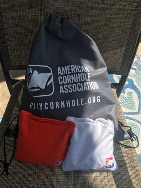 American Cornhole Association Burnt Wood Regulation Cornhole Boards Bag Toss Game Set Review