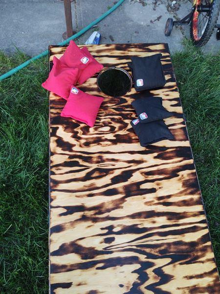 American Cornhole Association Black All Weather Cornhole Bags Review