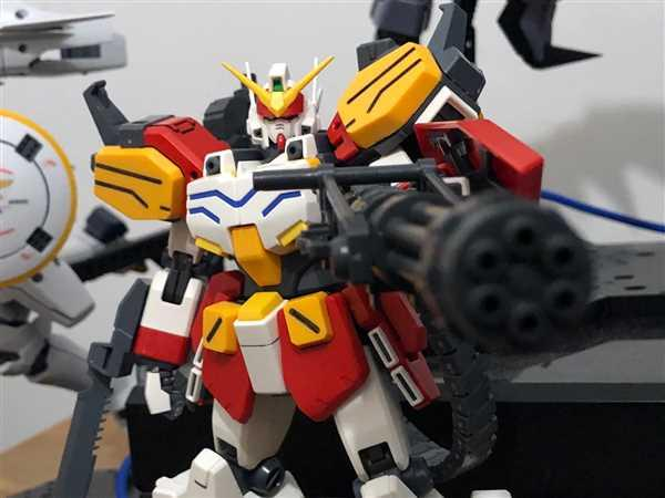 USA Gundam Store MG 1/100 Gundam Heavyarms EW Ver Review