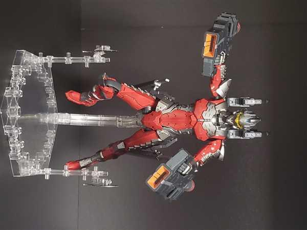 USA Gundam Store Ultraman Suit Ver 7.3 (Fully Armed) Ultraman, Bandai Figure-rise Standard 1/12 Review