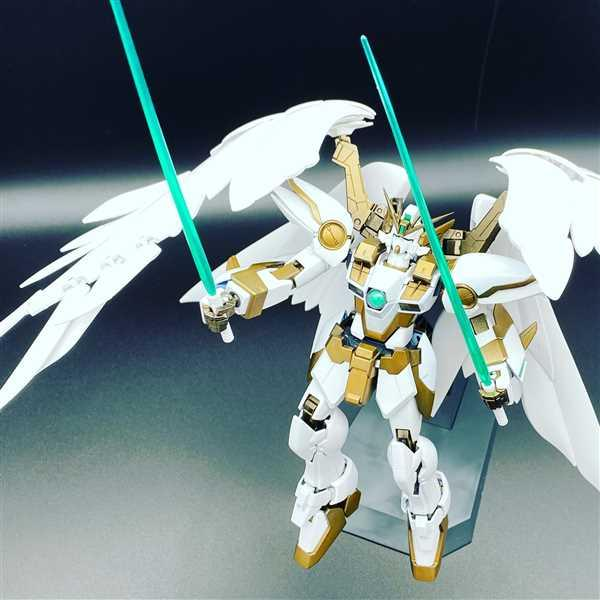 USA Gundam Store METALLIC PALE GOLD 30ML Review