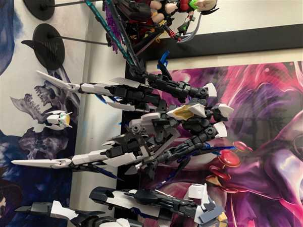 USA Gundam Store Frame Arms M.S.G. Modeling Support Goods Gigantic Arms 07 Lucifer's Wings Review