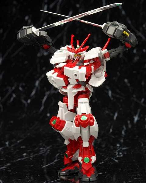 Tony Riccardo verified customer review of HG 1/144 Sengoku Astray Gundam