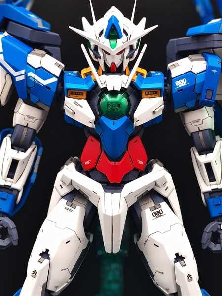 USA Gundam Store Gundam Decal 86 - Gundam00 Qan[t] Review