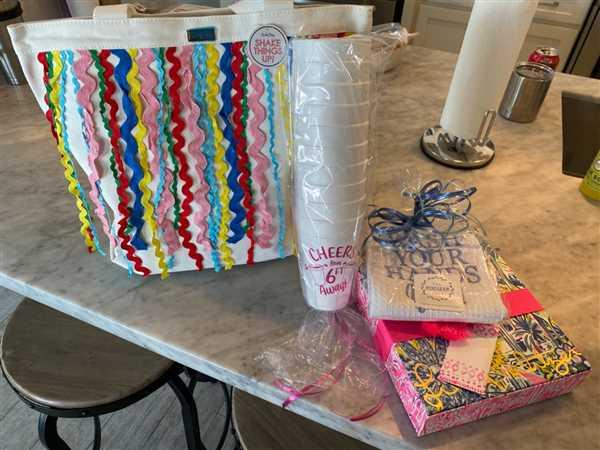 Lauren DeSpain verified customer review of MAKING WAVES TOTE
