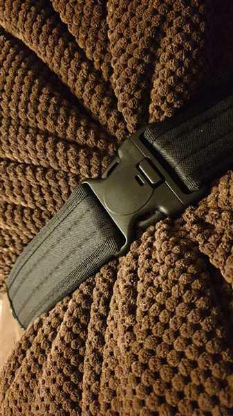 Y***q verified customer review of STANDARD TACTICAL BELT