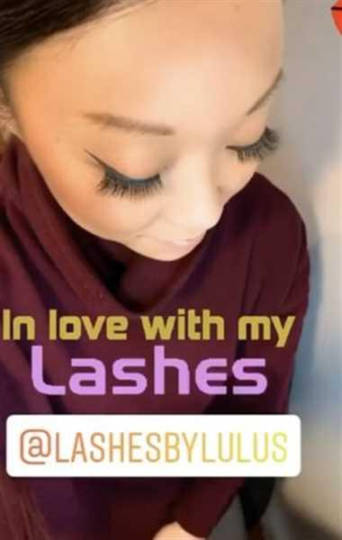 Lulu's Lashes  Review