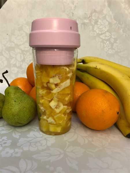 Customer verified customer review of Portable Blender Juicer