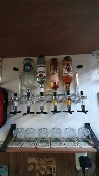 Customer verified customer review of 6-Station Liquor Dispenser Bar