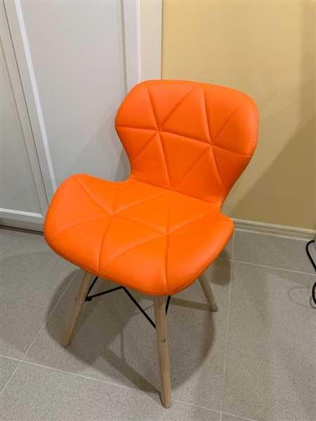 Customer verified customer review of Creative Modern Minimalist Dining Chair