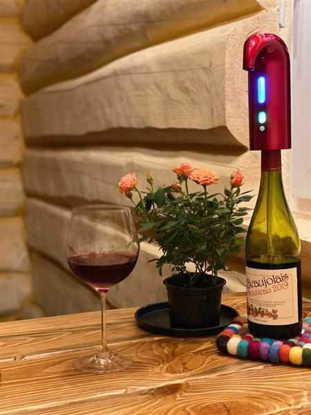 Customer verified customer review of Portable Smart Electric Wine Decanter