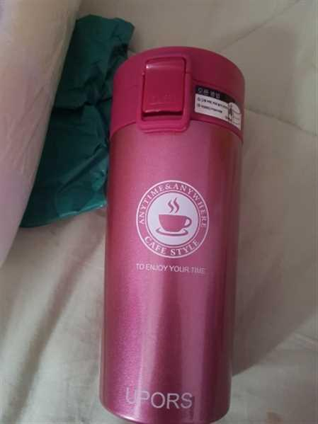 Anonymous verified customer review of 380 mL Stainless Steel Insulated Tumbler Thermos