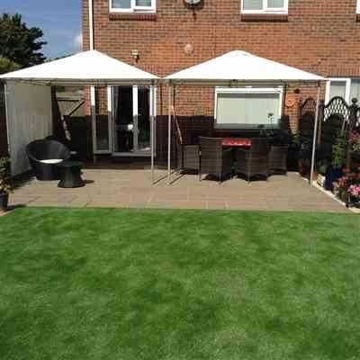 Anonymous verified customer review of Canopy for 3m x 3m Patio Gazebo - Single Tier
