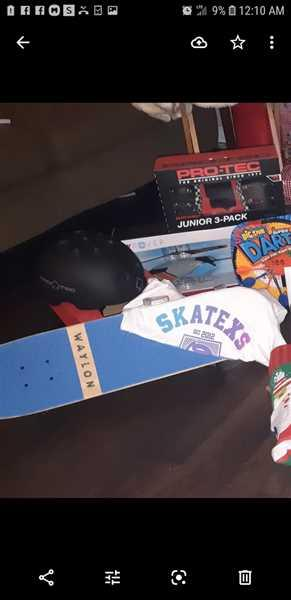Bryan Tracey SkateXS Pirate Advanced Complete Skateboard for Kids Review