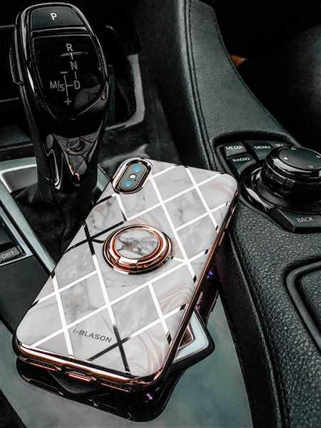 i-Blason Mobile Accessories iPhone XS | X Cosmo Snap Case-Marble Pink Review