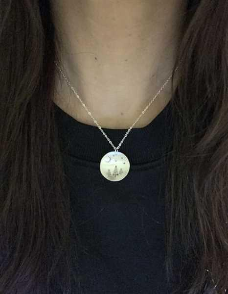 James Michelle She is Wild Coin Necklace Review