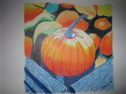 Christine H. verified customer review of Jumpstart Level 3: Fall Pumpkin on Drafting Film