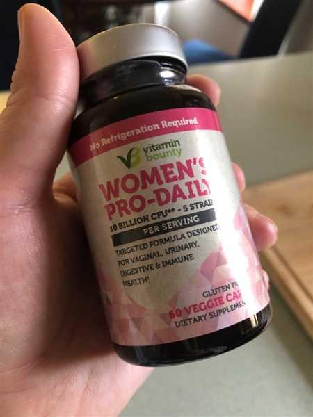 Kaltra Duka verified customer review of Women's Pro-Daily Probiotic
