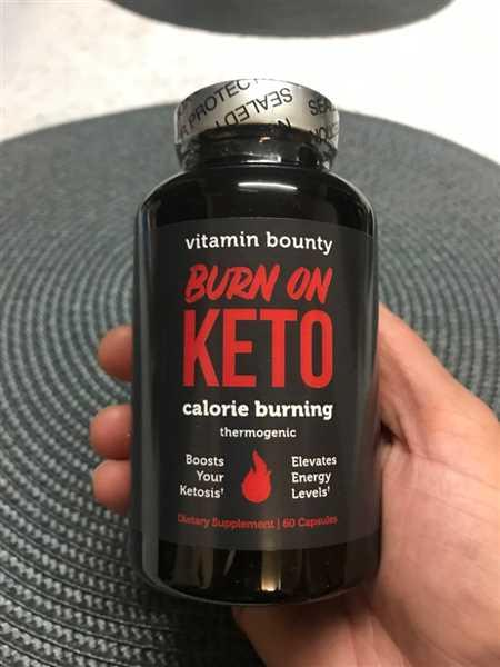 Jessica Olive verified customer review of Burn On Keto - Calorie Burning Thermogenic