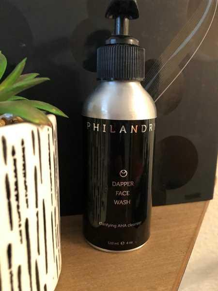 PHILANDRY Dapper Face Wash Review