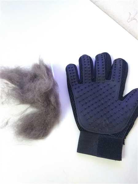Shuozo Soft Pet Brush Glove Review