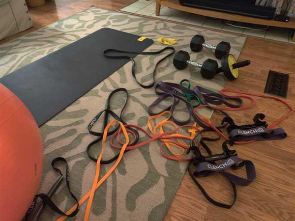 Clench Fitness Resistance Band Kit - Level II Review