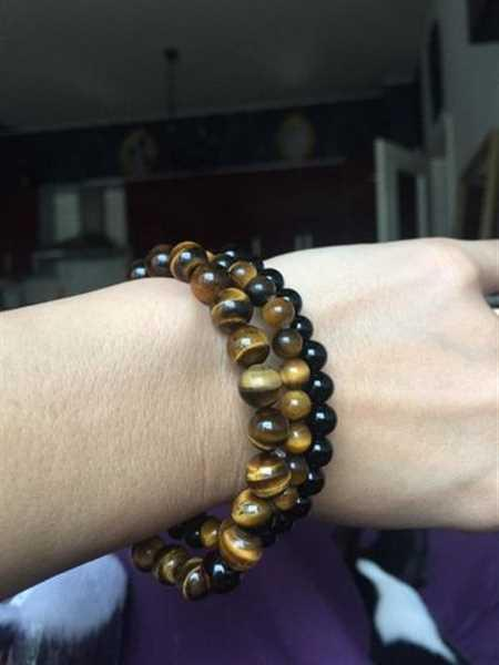 Heather Aldrin verified customer review of The Burning Bright Bracelet