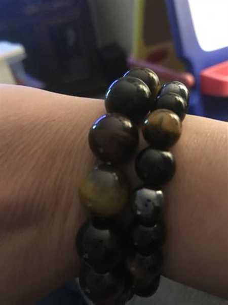 donna j. verified customer review of The Burning Bright Bracelet