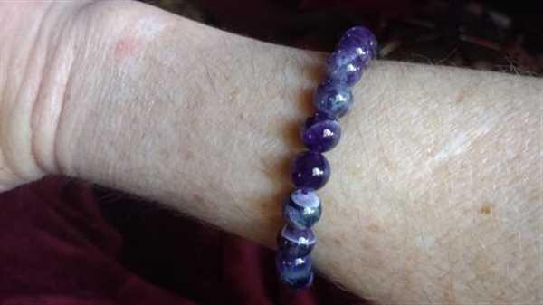 Natalie A. verified customer review of The Purification Bracelet