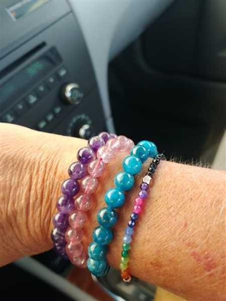 Mindy J. verified customer review of The Creativity Enhancing Bracelet
