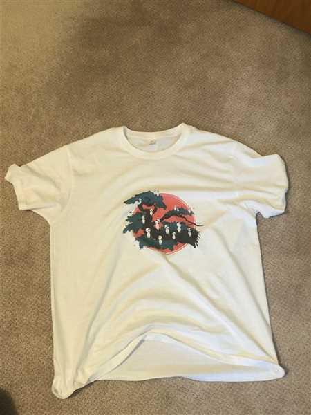 Ikuzo Concept Ghibli Spirit Tree Branch Shirt Review