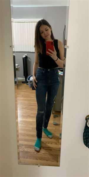 Agaci Medium Wash High Waisted Skinny Denim Review