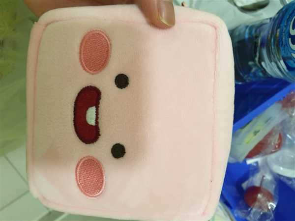 The Daebak Company KAKAO FRIENDS Square Pouch Review