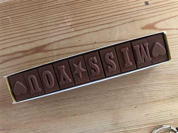 Morse Toad Chocolate Party Favour - 10 Letters Review