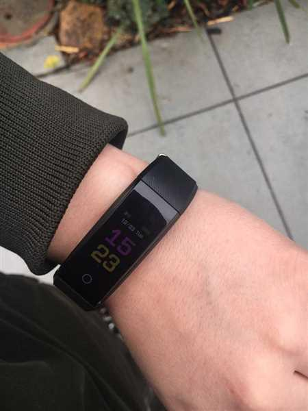 Kruven Purple Kruven Model X Smartwatch for iPhone/Android Review