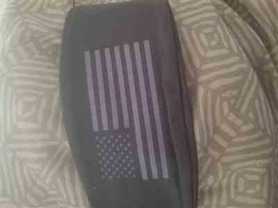 Anonymous verified customer review of Tactical USA Flag Headband