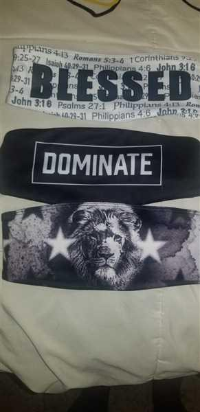 Matthew Cortez verified customer review of 4 Pack Headbands | Pick Your Pack