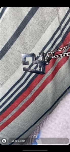 Anonymous verified customer review of Custom Number Pendant With Chain Necklace