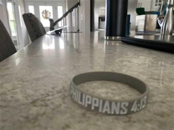 Elite Athletic Gear PHILIPPIANS 4:13 Wristband Review